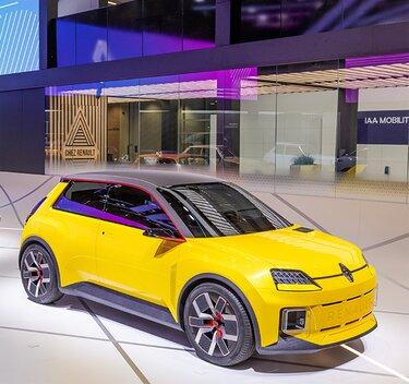 Renault 5 Prototype Salon de Munich