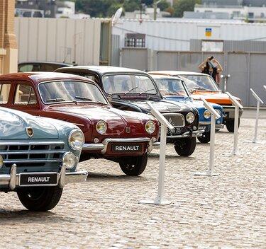 Journées Européennes du Patrimoine Renault Classic
