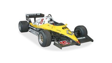 RENAULT F1 TYPE RE40