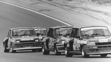 RENAULT 5 TURBO course