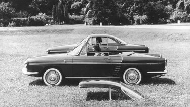 RENAULT FLORIDE side view