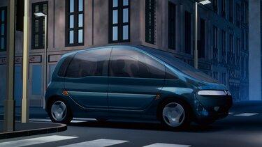 CONCEPT-CAR SCENIC