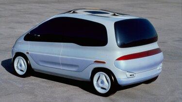 SCENIC CONCEPT-CAR rear view