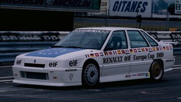 RENAULT 21 TURBO sportive