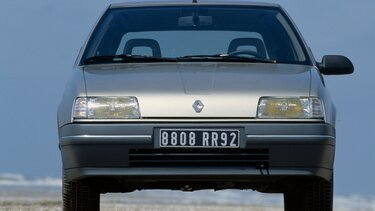 RENAULT 19 grey front end