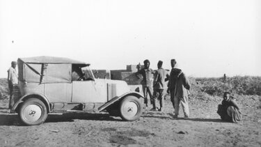 RENAULT TYPE NN in West Africa