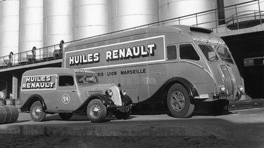 RENAULT CELTAQUATRE small van