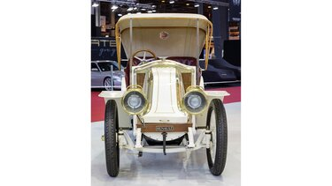 RENAULT TYPE CH face avance