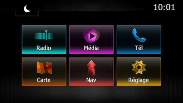 version systeme media nav evolution