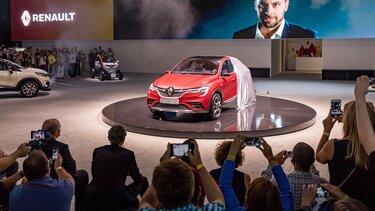 Renault en France