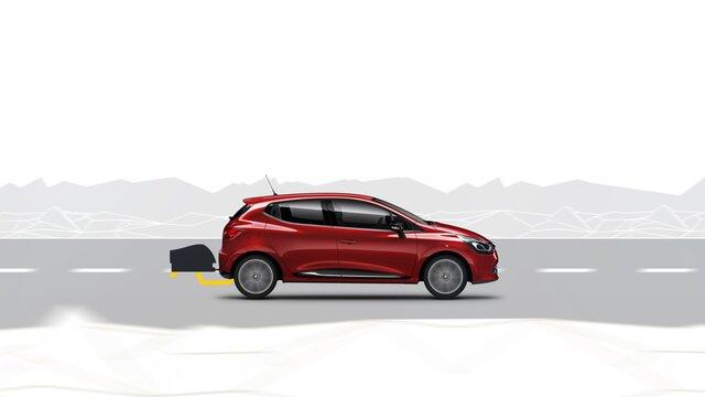 Renault teste de homologação