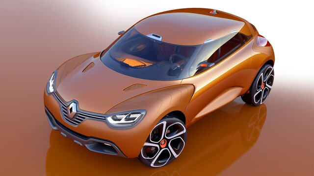 Koncept Renault CAPTUR
