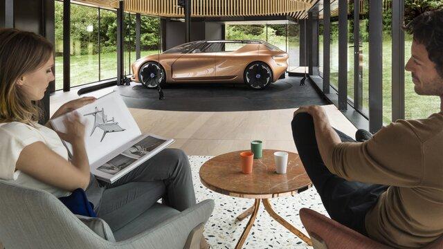 Renault SYMBIOZ Concept - oldalnézet