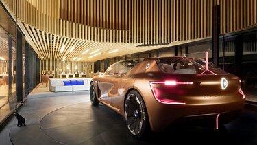 Renault SYMBIOZ Concept - Interieurdesign