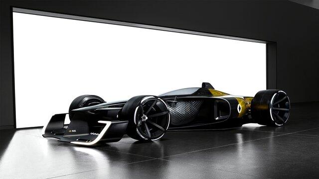 R.S. 2027 VISION Fórmula 1