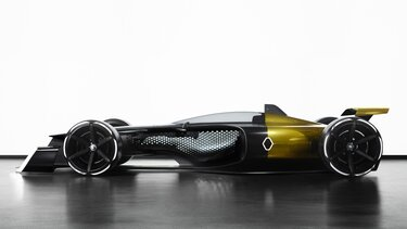 R.S. 2027 VISION Formula One profile
