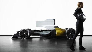 R.S. 2027 VISION Formule Un - a stúdióban