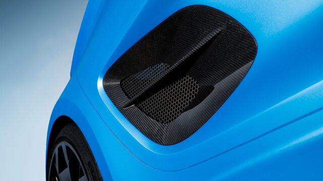 Renault ZOE e-Sport Concept bodywork