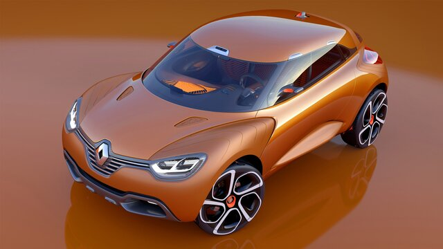 CAPTUR Concept from above
