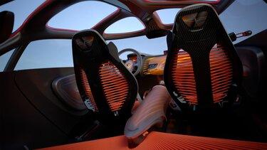 CAPTUR Concept seats