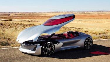 Renault Autos Concepto EZ ULTIMO