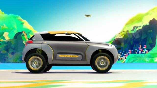 KWID Concept - Right side