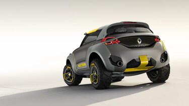 KWID Concept - Rear end
