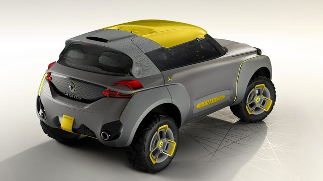KWID Concept - Right rear end