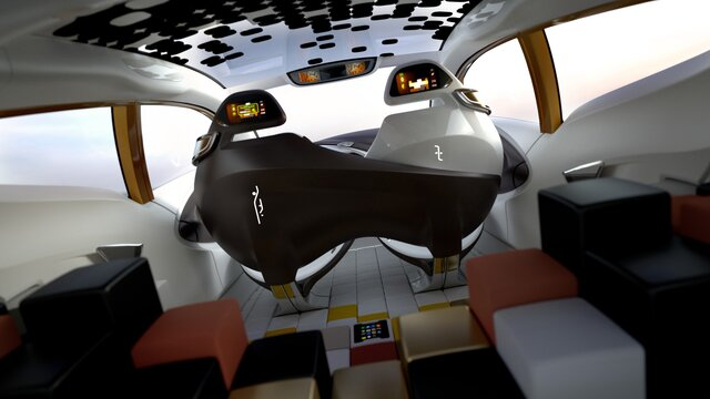 R-SPACE Concept - Interior