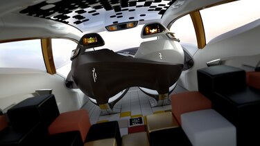 R-SPACE Concept - Interieur