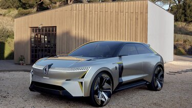 Concept Car Renault MORPHOZ