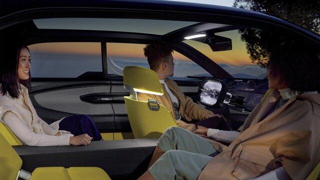 Renault MORPHOZ Concept Car