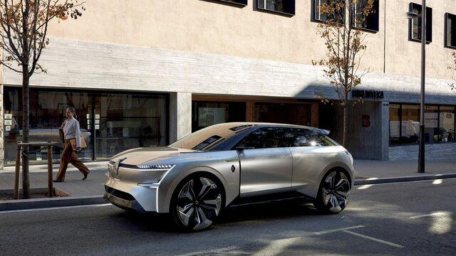 MORPHOZ Concept-car Renault