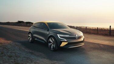 Renault Megane eVision Konsept Otomobil