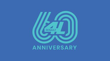 Renault 4  - 60 ans