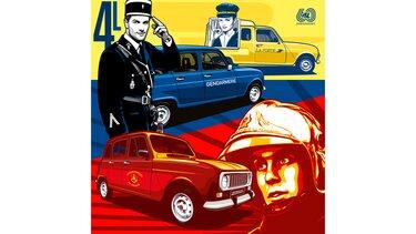 Illustration Greg - Renault 4 services publics