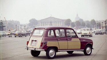 Renault 4 parisienne modèle 63