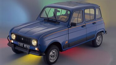 Renault 4 sixties