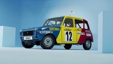Renault 4 - vidéos - 60 ans