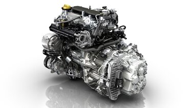 Renault combustion engines