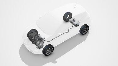 Renault hybridbilar