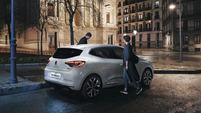 Renault CLIO E-TECH Hybrid automaat