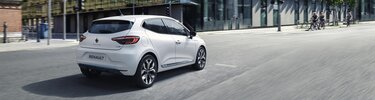 Nya Renault CLIO Hybrid