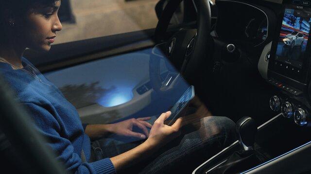 Renault - environnement de travail