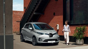 Renault E-TECH - Renault ZOE