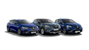 Renault E-TECH - gama híbrida