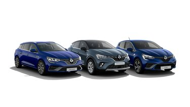 Renault E-TECH - gamme hybride et hybride rechargeable