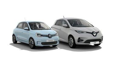 Renault E-TECH - gama electric