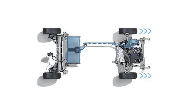 Vorteile der wiederaufladbaren Hybride von Renault