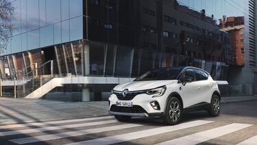 Renualt CAPTUR Plug-in hybrid